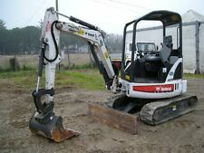 Bobcat 428 Mini Escavatrice Workshop Manuale