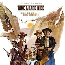 Take A Hard Ride - Complete Score - Limited 2000 - Jerry Goldsmith