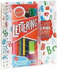 Lettering in Crazy, Cool, Quirky Style by Karen Phillips (2006, Mixed Media /...