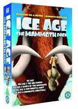 Ice Age: 1-4 & Mammoth Christmas - The Mammoth Collection (5 Discs) - DVD