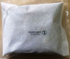 10 x 100g Silica Gel Sachets Desiccant Sachet Pouches Dryer - UK MANUFACTURED