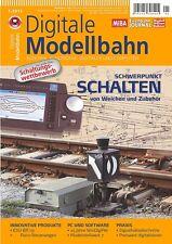 MIBA Eisenbahn Journal Digitale Modellbahn 6 Schalten