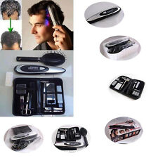 Power Grow Laser Treatment Comb Kit Stop Hair Loss Hot Regrow Therapy Set New