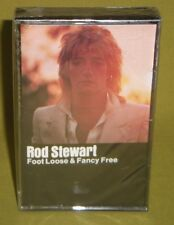 Rod Stewart Foot Loose & Fancy Free WB BRAND NEW Cassette BMG