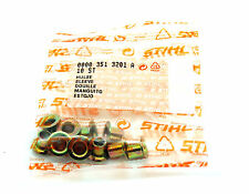 1x PACK OF SLEEVES FITS STIHL FS55 SEE LIST. NEW GENUINE PART. 0000 351 3201