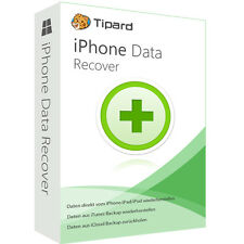 iPhone Data Recovery Tipard dt.Vollversion-lebenslange Lizenz ESD Download