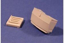 PANZER ART RE35-163 1/35 Stowage Bin for Tiger I Tank (502&503 sPzAbt.)