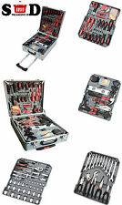 186pc PORTATILE COMPLETO TOOL KIT TROLLEY PROFESSIONAL GARAGE FAI DA TE utilizzare ct2730