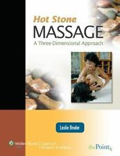 Hot Stone Massage: A Three Dimensional Approach (Point (Lippincott Wil-ExLibrary