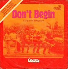 "7"" Herbert Grönemeyer (Ocean Orchestra) – Don't Begin // Germany 1979"