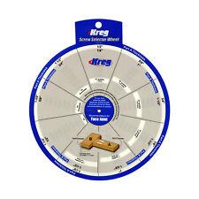 Kreg Tools SSW Screw Selector Wheel for Kreg Jig K3, K4, K4MS, K5, and R3