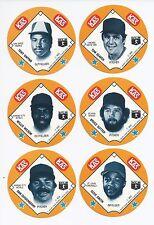 1985 85 KAS Tom Seaver Potato Chips Snack Time Disc Chicago White Sox - Rare