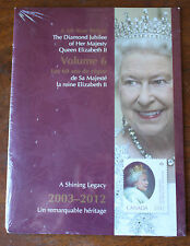 The Diamond Jubilee Of HRH Queen Elizabeth II Volume 6 Stamp Collection Sealed