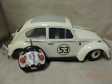 1/6 Scale RC Herbie Car