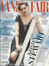 Vanity Fair magazine Kristen Stewart Woody Harrelson Daphne Guinness Fashion