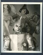 GREAT JACK HALEY AS THE TIN MAN OF OZ - NEAR MINT COND - WIZARD OF OZ CLASSIC