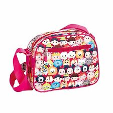 Disney Tsum Tsum Cross Body Messenger Shoulder Bag OFFICIAL