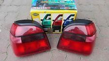 VW Golf 3 Mk3 Cabrio Mk4 GL GTI 16V TDI VR6 syncro HELLA Red  Euro Tail Lights