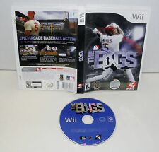 The BIGS  Nintendo  Wii   Game disc & case only