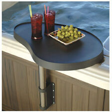 Leisure Concepts Spa Caddy Swivel Side Table Tray For Hot Tub