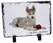 Personalised (Any Name) Photo Slate Christmas Gift Ornament, VAD-H54RSL