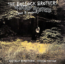 The Bollock Brothers CD Dancin' Masters Past & Present sealed new Son Of A Bitch