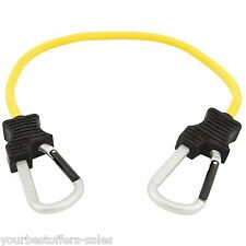 Keeper 06152 Superduty Bungee Cords Carabiner Hook Heavy Duty Durable Brand New