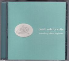 Death Cab For Cutie - Something About Airplanes - CD (els017/Krang005)