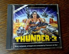 francesco de masi - THUNDER 3 - ORIGINAL SOUND TRACK beat records