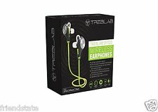 TREBLAB BLUETOOTH WIRELESS HEADPHONES EARPHONES SP100 NEW AUTHENTIC