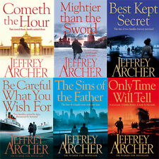 Jeffrey Archer The Clifton Chronicles Series 6 Books Set Cometh the Hour NEW PB