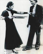 BONNIE & CLYDE 8X10 PHOTO BANK ROBBERS CRIME PICTURE