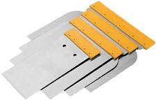 TOLSEN FILLING KNIVES SET 4 PCS METAL - Scraper Filler Plaster Drywall Decorate
