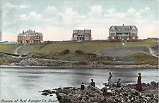 Ireland postcard Bangor Co. Down Homes of Rest