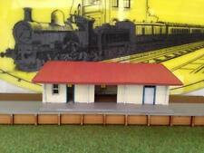 Ho scale building NSWGR A-3 Station skillion roof
