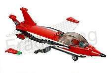 LEGO 60103 City Air Show Jet Aircraft Only (Split From 60103)