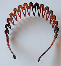 New Fashion Plastic Comb Teeth Hair Headband