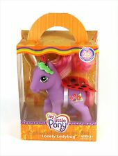 My Little Pony Ponies MLP G3 25th Anniversary Lovely Ladybug MIB NEW Halloween