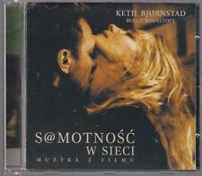 SAMOTNOSC W SIECI - KETIL BJORNSTAD TOP RARE POLISH OOP OST CD POLAND
