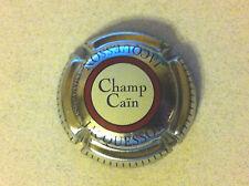 Capsule champagne JACQUESSON (29. cuvée champ caïn)
