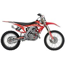 Honda CRF250 2010 2011 2012 2013 STICKER KIT 1336 CR250F