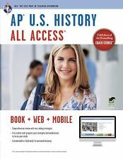 AP® U.S. History All Access Book + Online + Mobile (Advanced Placement (AP) All