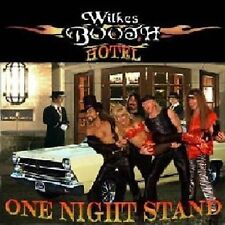 WILKES BOOTH-One Night Stand   US Hard Rock Privat  CD!