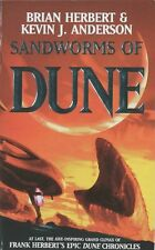 Sandworms of Dune By Brian Herbert, Kevin J Anderson