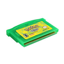 Pokemon Leaf Green GBA For Nintendo Game Boy Advance DS Shiny Game Card Gifts