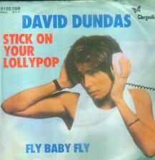 "7"" David Dundas/Stick On Your Lollypop (D)"