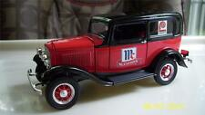 Lawry's McCormick 1932 Ford DieCast Collectible Car/Bank 1:25 Scale Limit Ed NEW