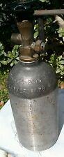 2.5 lb CO2 Tank Aluminum Cylinder - Kegging Homebrewing Beer Soda & Aquarium