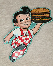 "Bob""s Big Boy Drive In Metal SIGNS Restaurant Diner Vintage Style Movie MAN CAVE"