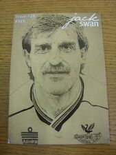 Mar-2014 Fanzine: Swansea City - Jack Swan - Issue 24.  Thanks for taking the ti